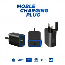 Best Quality 10W 2A 3 Pin Phone Charger | Mobile Phone Accessories