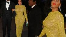 Beyonce poses with husband Jay-Z in new photos shared to her Instagram at Tyler Perry Studios opening in Atlanta