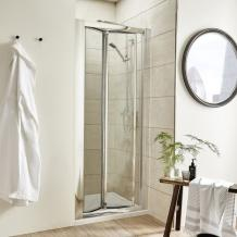 Bi fold shower doors – style cum feasibility into your bathing area – Life Style