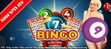 Delicious Slots: Bingo sites new: the UK's no.1 bingo site games