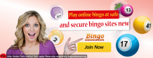 Delicious Slots: Play online bingo at safe and secure bingo sites new