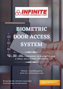 Biometric Door Access System