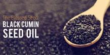 The Blessed Seed: Black Cumin Seed Oil | Cumin Exporters