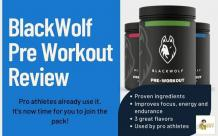 BlackWolf Pre Workout Review |Does This Supplement Really Work?