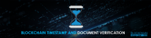 Blockchain Timestamp and Document Verification