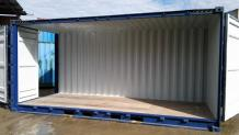 Benefits of Side Opening Shipping Containers
