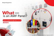 What is an AMF Panel | Automatic Mains Failure | how it work