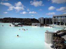 Blue Lagoon - Natural Geotheormal Hot Springs In Iceland
