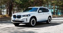 The new BMW iX3 electric SUV - specs and pictures  Electric Cars Electric Hunter