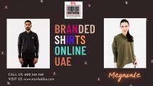 Branded Shirts Online UAE