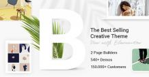 Bridge - Creative Multipurpose WordPress Theme - scoopbiz.com