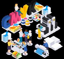 Print Design Services - Best Print Design Services at Orionators