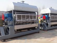 Automatic Egg Tray Machine - High Productivity