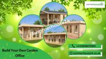 Build Your Own Garden Office