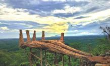 Bulu Padido, destinasi wisata alam yang lagi hits di Bulukumba