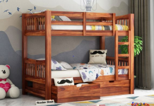 Here's Why It's Time to Bring a Bunk Bed to Your Kid's Room
