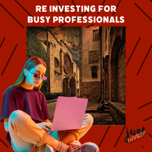 Ways Busy Professionals Can Invest in Real Estate and Generate Passive Income