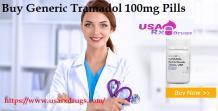 Buy Generic Tramadol 100mg pills