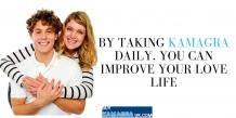 By Taking Kamagra Daily, You Can Improve Your Love Life