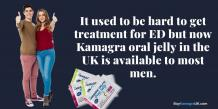 Men Who Take Kamagra Gel Get Healthy and Sturdy Erections