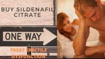 Buy Sildenafil Citrate Online