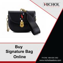 Match Your Outfits with the Perfect Signature Bags!