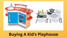 Benefits of Buying A Kid's Playhouse