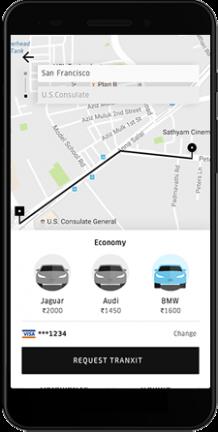 Uber Like App Development   Taxi App Development Company