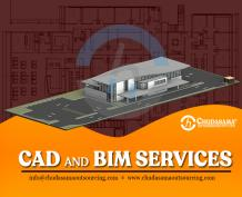 Architectural CAD and BIM Services