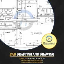 CAD Drafting and Drawing Services