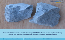 Calcium Carbide Production Cost Analysis Report 2021, Price Trends, Raw Materials Costs, Profit Margins, Land and Construction Costs 2026 | Syndicated Analytics – Murphy's Hockey Law