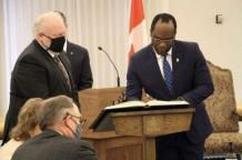 Meet Kelechi Madu | Nigerian-Canadian appointed Minister of Justice and Solicitor-General of the Province of Alberta Canada - KokoLevel Blog