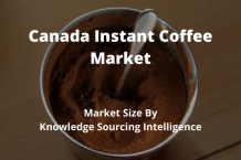 Canada instant coffee market