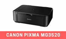How many ways to Wireless Setup a Canon Mg3520 printer?