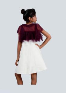 Buy Designer Frocks Online for Kids | BhagyasAttire