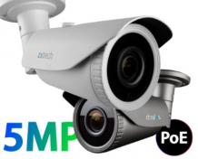 Advantages Of Using A PoE Camera Over Traditional Wireless Security Cameras