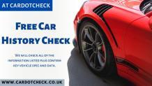Car History Check UK