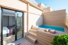 Hoteles con Piscina Privada en la Habitación en Barcelona