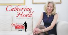 Catherine Heald: Leading Optimistically in Challenging Times
