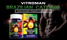 Brazilian Catuaba - Heighten Sexual Arousal and Regains lost sexual function