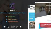 CBKit- Course & LMS WordPress Theme - scoopbiz.com
