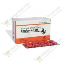 Cenforce 150 Mg: Buy Cenforce 150 Tablets Online at Best Price in USA | MedyPharmacy
