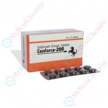 Cenforce 200 Popular Sildenafil Pills