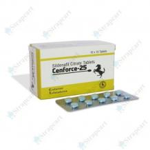 Cenforce 25 mg tablet – buy with lowest cost