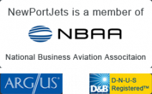 Book A Private Business Jet Charter Flight | Luxury Aircraft Services USA Newport Jets