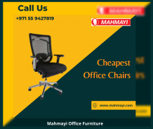 Cheapest Office Chairs Dubai Online