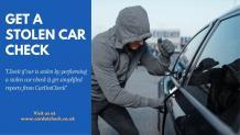 Stolen Vehicle Check Free