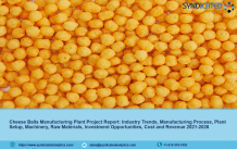 Cheese Balls Manufacturing Plant Project Report, Industry Trends, Business Plan, Machinery Requirements, Raw Materials, Cost and Revenue 2021-2026 - Publicist Records