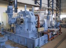 Steam Turbines for Chemicals Industry