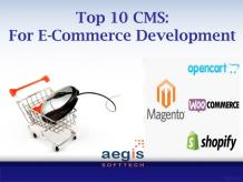 Know which CMS is best to use for the E-commerce